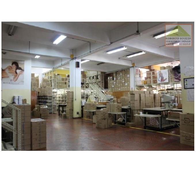 Ref: 00524-Vende-se Prédio IndustrialComercial Tucuruvi