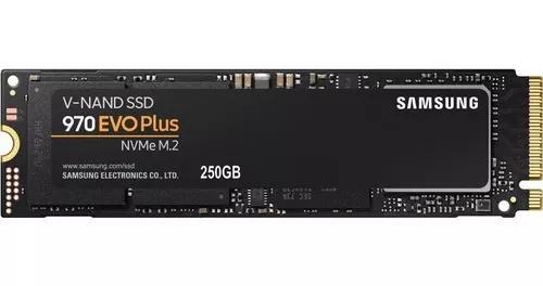 Ssd Samsung 970 Evo Plus 250gb M.2 Mz-v7s250b/am