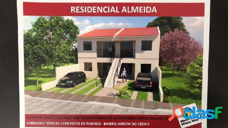 CASA AMERICANA - Casa a Venda no bairro Jardim Do Cedro -