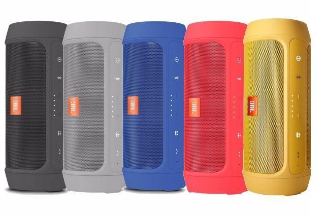 Caixa De Som Charge3+ Bluetooth Fm Usb + Som Potente