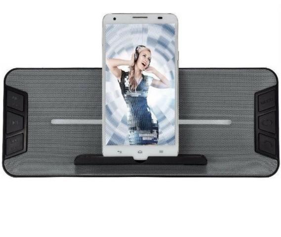 Caixa Som Portátil Bluetooth Dock Station Sd Usb Ws-