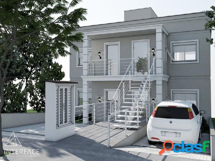 Casa Americana 02 dormitórios - Casa a Venda no bairro