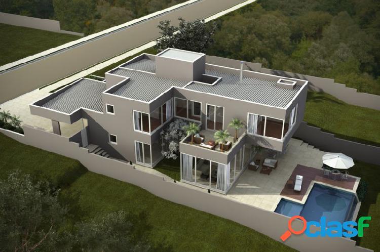 Casa de alto Padrão - Condomínio Reserva da Serra -
