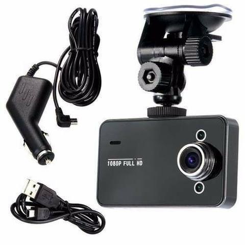 Câmera Filmadora Veicular Full Hd p Vehicle Blackbox