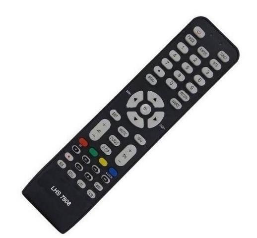 Controle Remoto para Tv Philco Lcd Led Lhs Ph32c