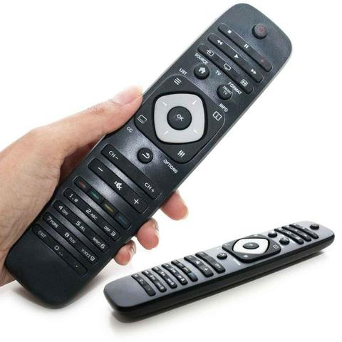 Controle Remoto para Tv Philips Lcd Led Smart