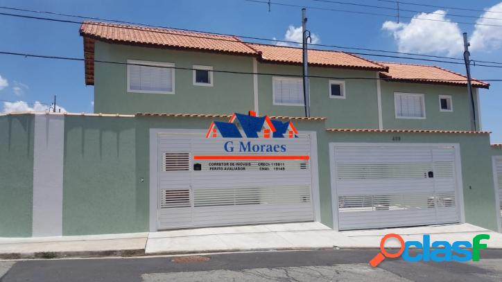 SOBRADO INDEPENDENTE VILA CURUÇA NOVO COM 66 m²