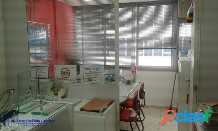 Sala Comercial a Venda Rua Sete de Setembro 98, Centro Rio