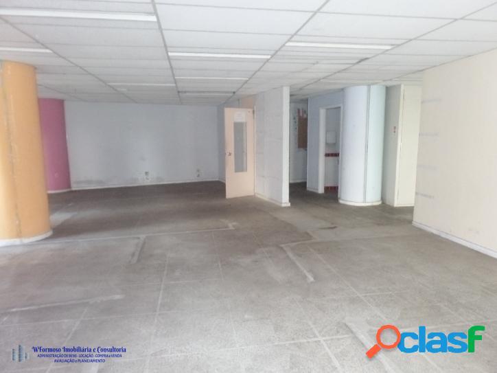 Salão Comercial para Alugar Av. Rio Branco 126 Centro Rio