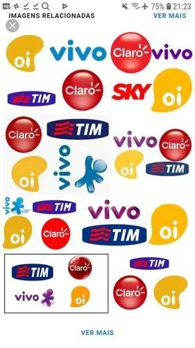 Chip E Planos De Internet Ilimitada.vivo Tim Oi É Claro.