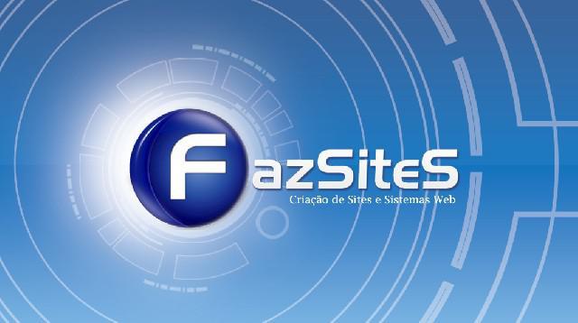 Faz Sites / Criação de Sites e Sistemas Web