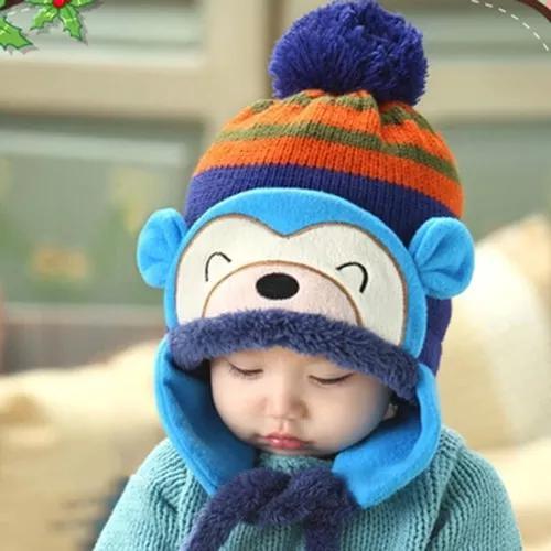 Gorro Touca Infantil Gorro Para Criança Para Inverno