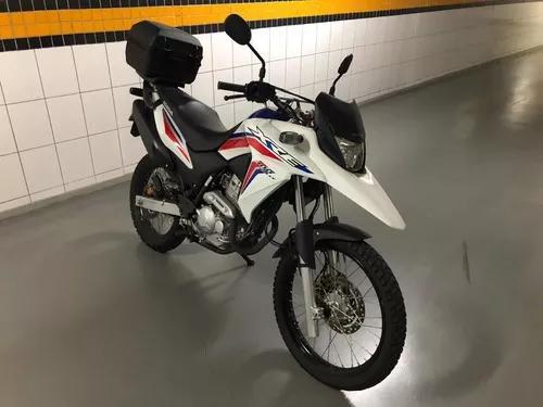Honda Xre 300 Rally Abs 2018 Único Dono Aceita Troca
