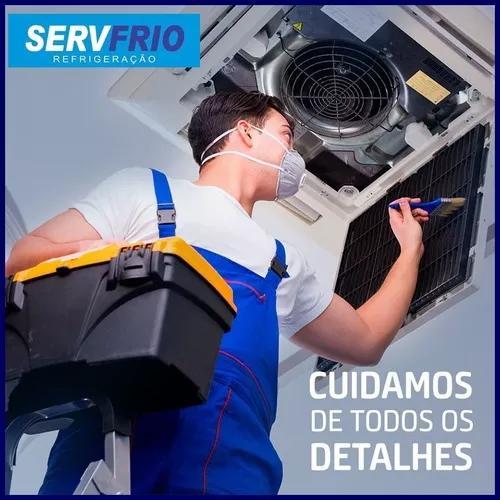 Instalação De Ar Condicionado Split, Hw, Cassete, Piso