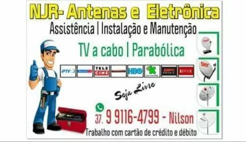Instalação E Manutenção De Antenas Ku