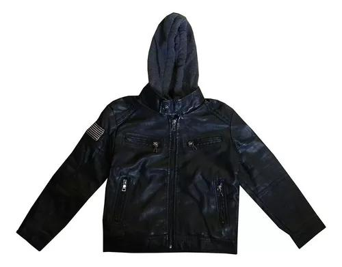 Jaqueta Infantil Masculina Blusa De Frio Criança 4 A 10