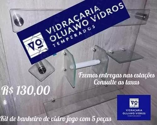 Kit De Banheiro 5 Peças