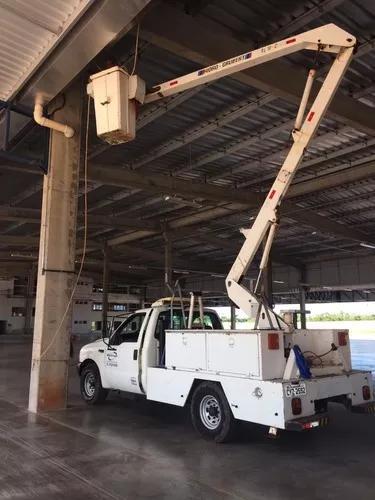 Locação De Caminhão Com Cesto Aéreo