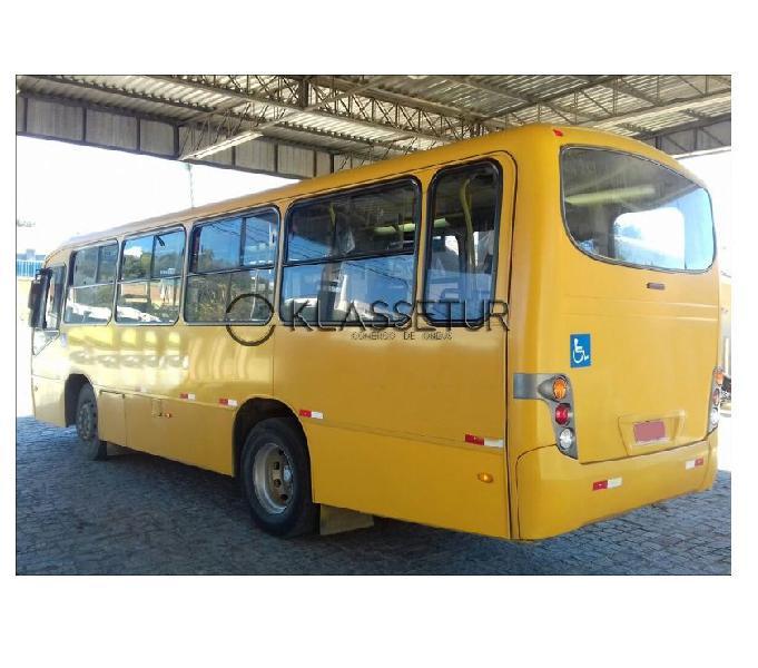 Onibus Micrão Neobus Spectrum MB OF 1418 (COD.121) Ano 2008