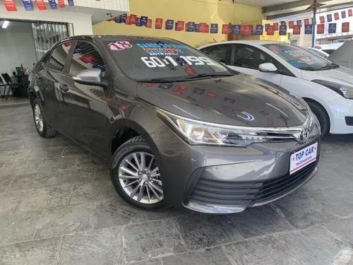 Toyota Corolla Corolla 1.8 GLi Upper Multi-Drive (Flex)