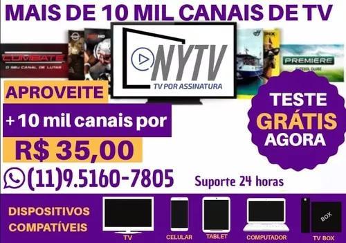 Tv Por Assinatura 35$
