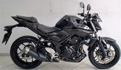 Yamaha Mt 03 Abs 2017 Preta