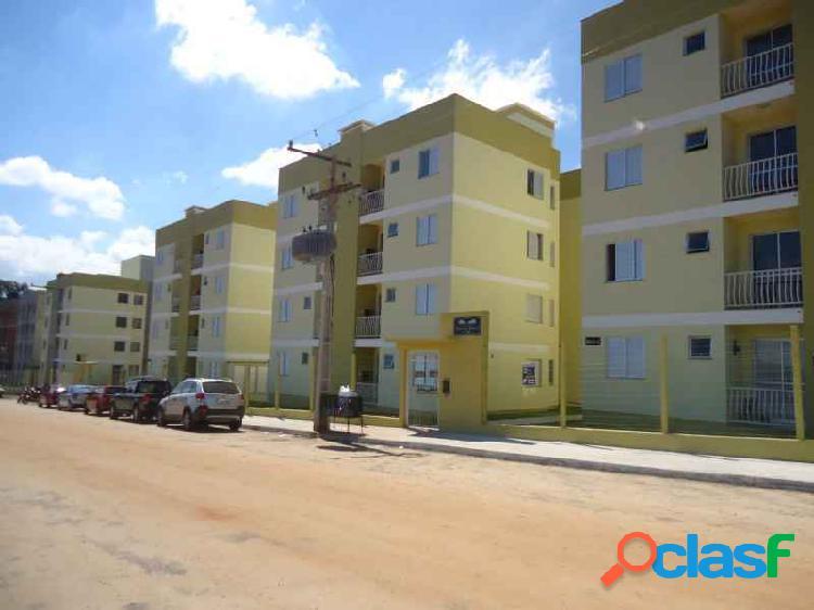 Apartamento 02 Dormitórios c/garagem - Apartamento a Venda