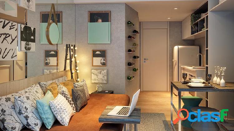 Apartamento 1 dormitório - Centro de São Paulo - Studio a