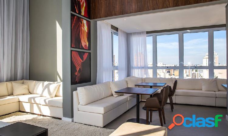 Apartamento 42m² em Pinheiros, São Paulo - Apartamento a