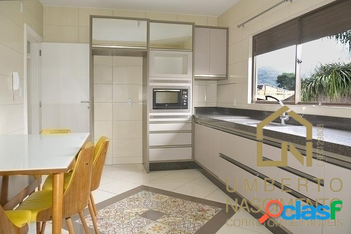 Apartamento Semi Mobiliado bairro Garcia Blumenau