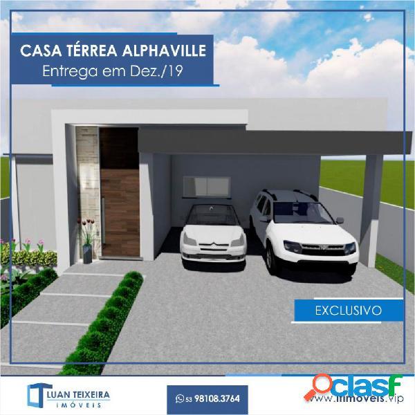 Casa Térrea Alphaville - Casa em Condomínio a Venda no