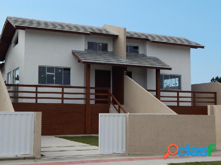 Casa c/ 03 Dormitórios - Escritura - Financiamento CEF -