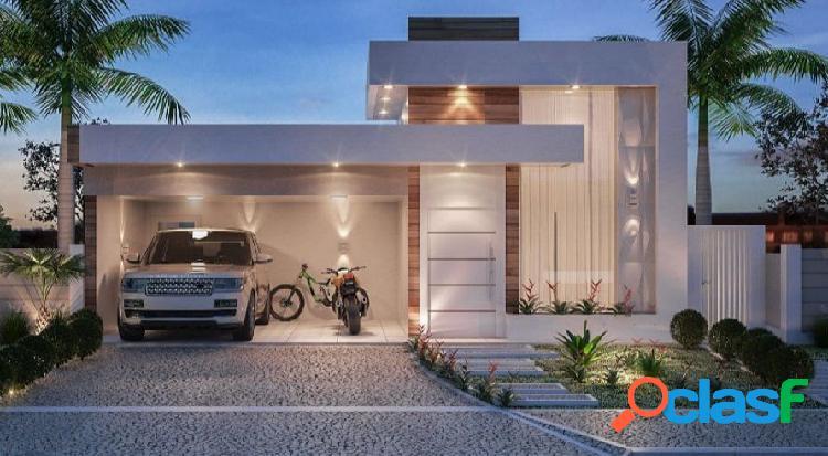 Casa no Terras Alphaville 2 - Casa em Condomínio a Venda no