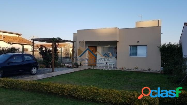 Casa térrea em condomínio km 39 da Raposo Tavares - Tijuco