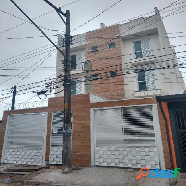 Cobertura - Venda - Santo Andre - SP - Vila Tibirica
