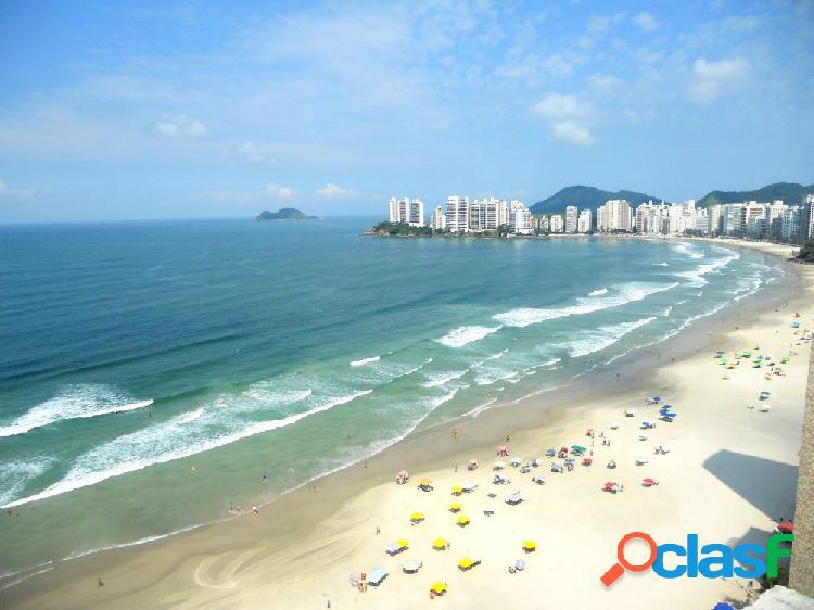 Cobertura para Temporada no bairro Pitangueiras - Guaruja,
