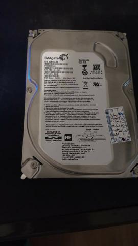 HD de 500GB para Desktop e DVR
