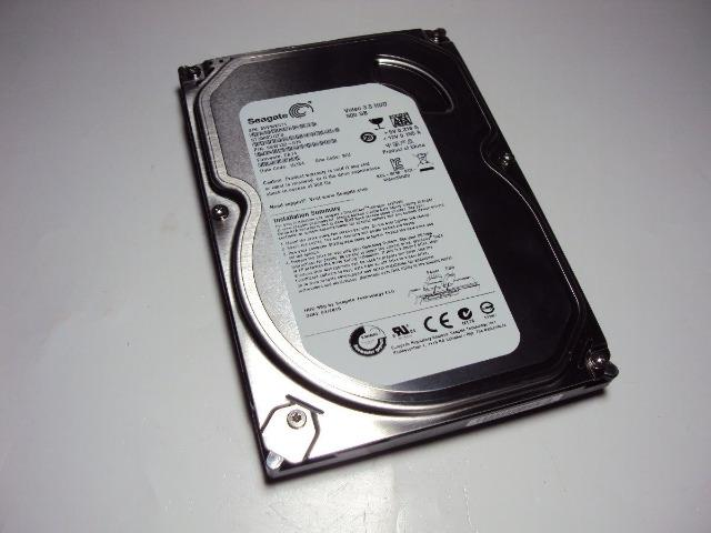 Hd 500gb Seagate Sata Pc Cpu Desktop Dvr Garantia