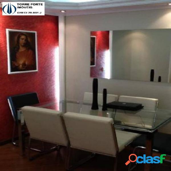 Lindo apartamento com 3 dormitórios na Vila Formosa. 1 vaga