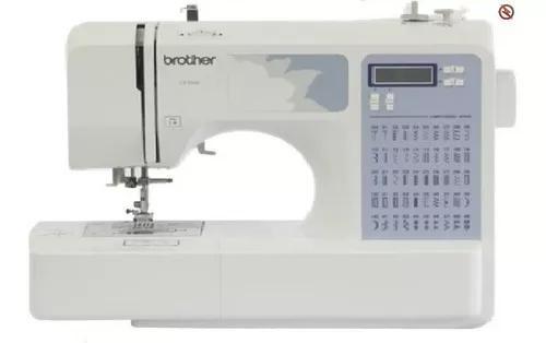 Maquina De Costura Eletronica Brother Ce-5500 Bivolts