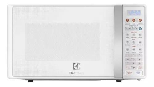Micro-ondas 20 Litros Electrolux Mto30 Branco 127v