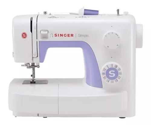 Máquina De Costura Singer 3232 Simple 220v