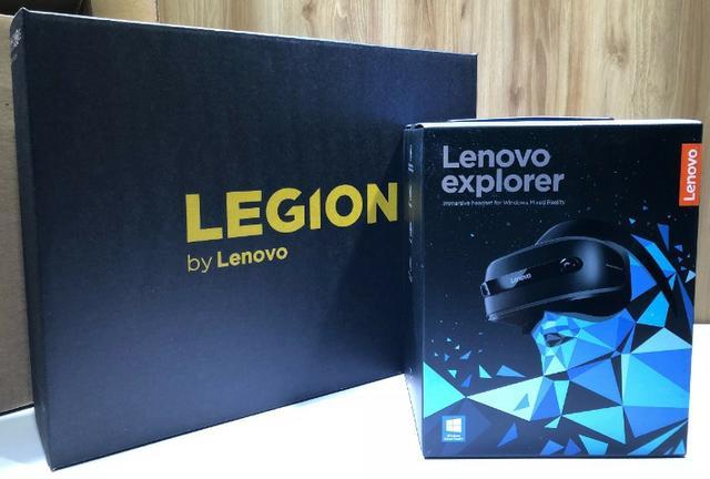 Notebook Gamer Lenovo Legion Y720 iHQ, Gforce® Gtx