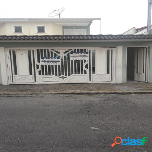 SOBRADO - AV PAZ - Sobrado a Venda no bairro Vila Harmonia -
