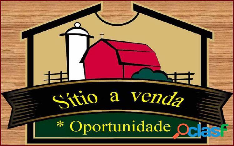 Sítio a venda em Pedregulho-SP- 67 hectares - Sítio a