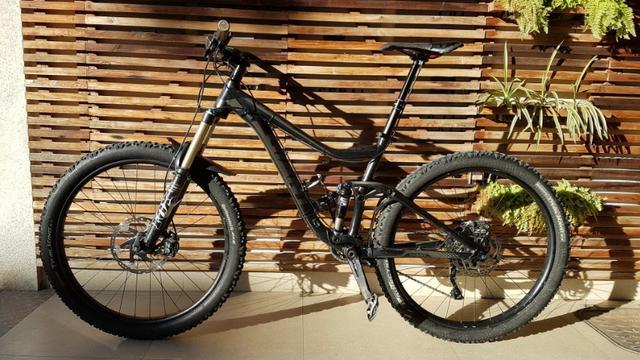 Baixei Pra Vender LOGO!!!. Bike Giant Trance 27.5 Fox CTD