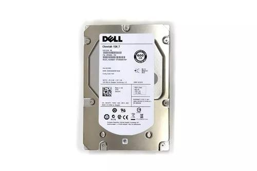 Hd Dell 600gb W347k 15k7 St3600057ss Sas R710 R410 R720 C/nf