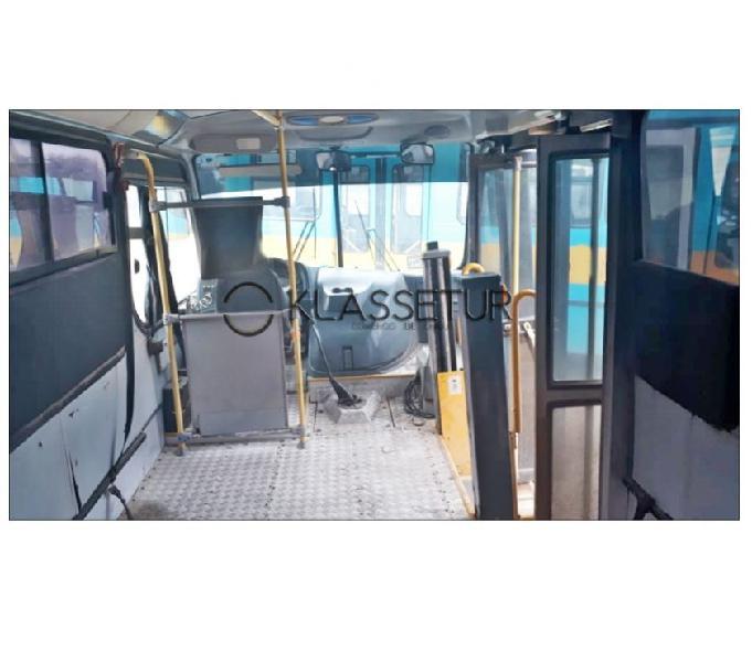 Micro Ônibus Neobus Thunder MB LO 915 24Lug(COD.147)Ano