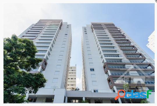 Apartamento-Brooklin Alto Padrão 258 metros 4 Suítes 4