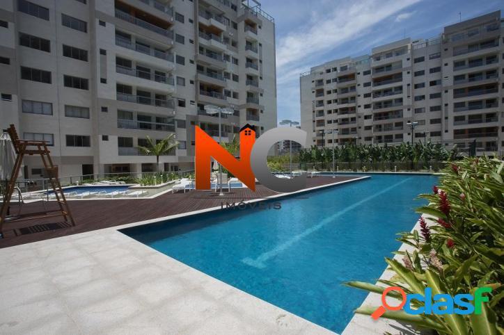Apartamento com 2 dorms, Recreio dos Bandeirantes, Rio de